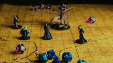 Foto de Como começar uma aventura de RPG?