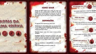 Photo of Cartas da Falha Crítica para D&D 5e – Playtest