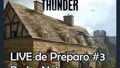 Photo of Pedra Noturna – LIVE de Preparo #3 – D&D 5e no Roll20 | Storm King's Thunder