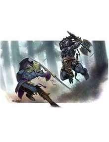 Eric Lofgren Presents: Orc versus Elf
