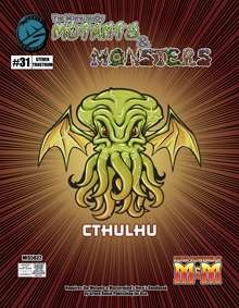 The Manual of Mutants & Monsters Cthulhu