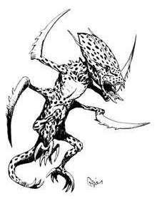 Earl Geier Presents: Insectoid Alien Slasher
