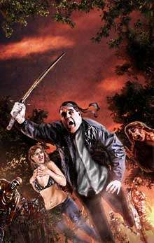 Jason Moser Presents: Zombie Hunters