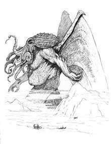 Scott Harshbarger Presents: Big Daddy Cthulhu