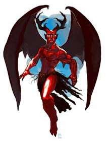 Patricia Smith Presents: Red Demon