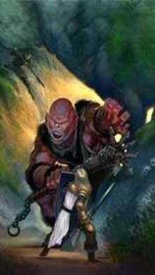 The Art of Eric Lofgren Cyclops Attack