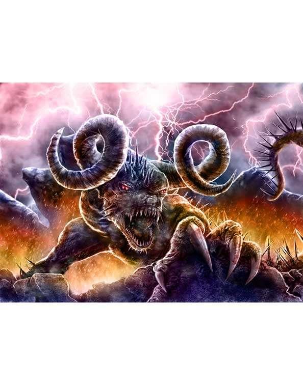 Jason Moser Presents: The Beast