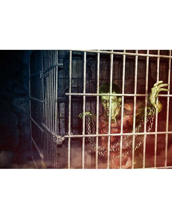 Jason Moser Presents: Caged Zombie