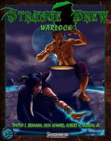 Strange Brew: Warlocks for the Pathfinder RPG