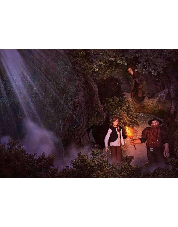 Jason Moser Presents: Woodland Adventure