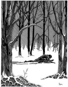 The Art of W Fraser Sandercombe: Lost in the Snow