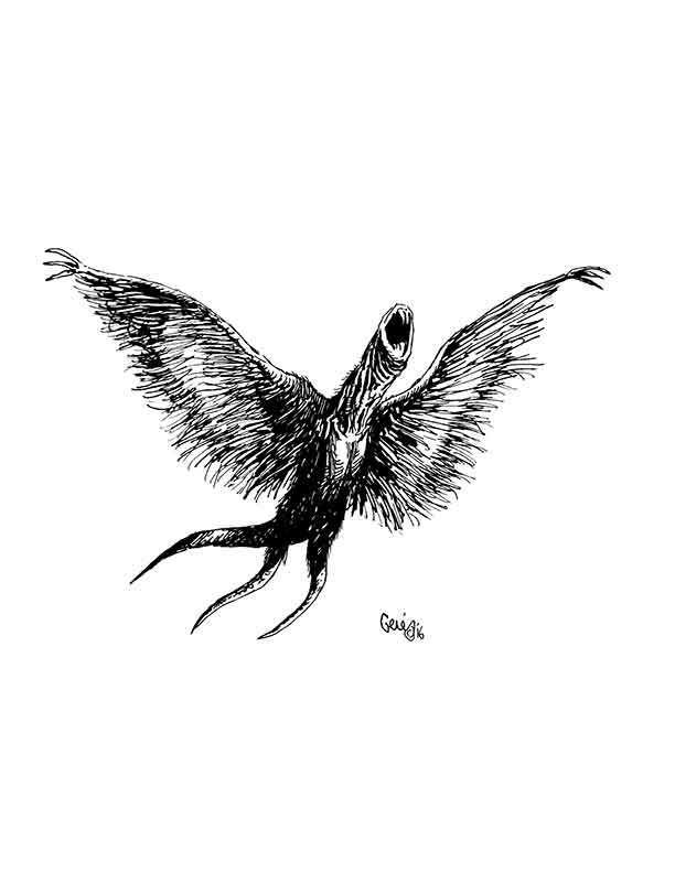 Earl Geier Presents: Feathered Doom