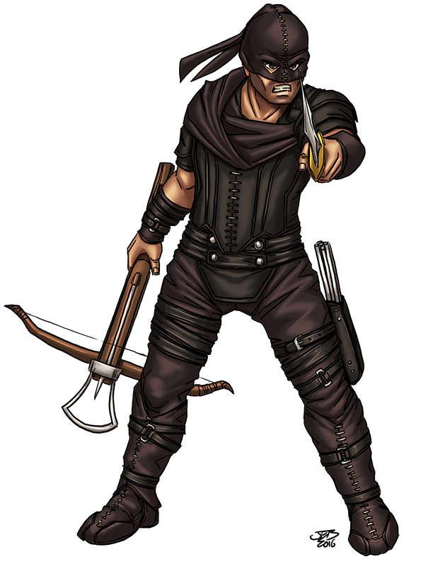 Christina Stiles Presents: Feisty Rogue by Jacob Blackmon
