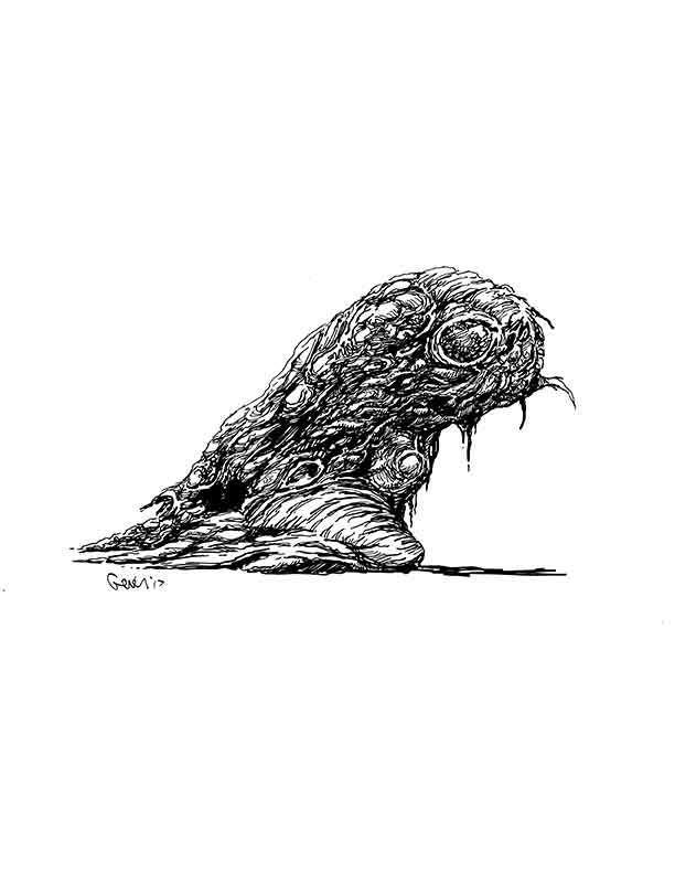 Earl Geier Presents: Shambling Blob