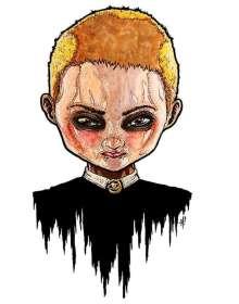 Scott Harshbarger Presents: Possessed Doll
