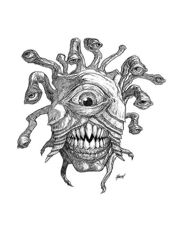 Scott Harshbarger Presents: Behold