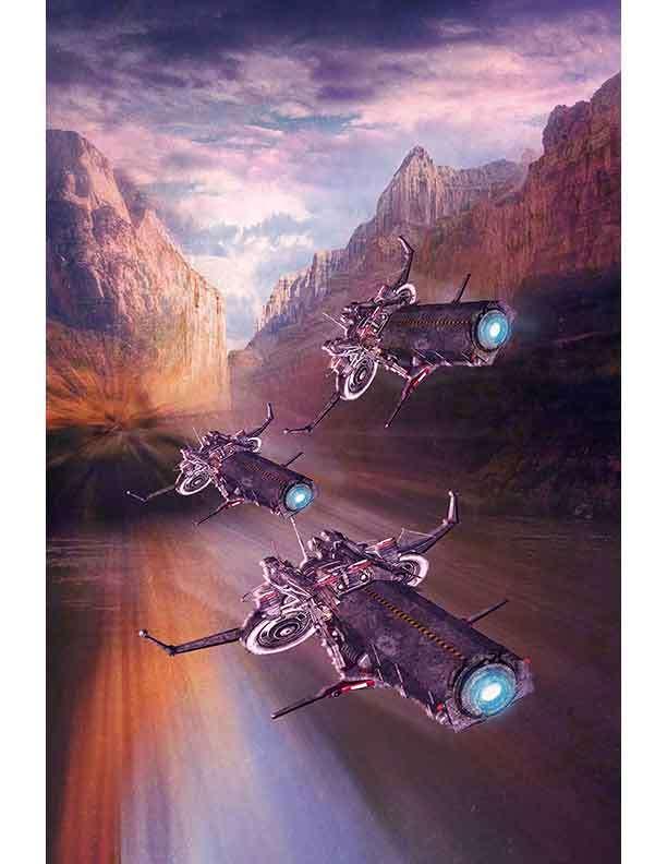 Jason Moser Presents: Canyon Speeding
