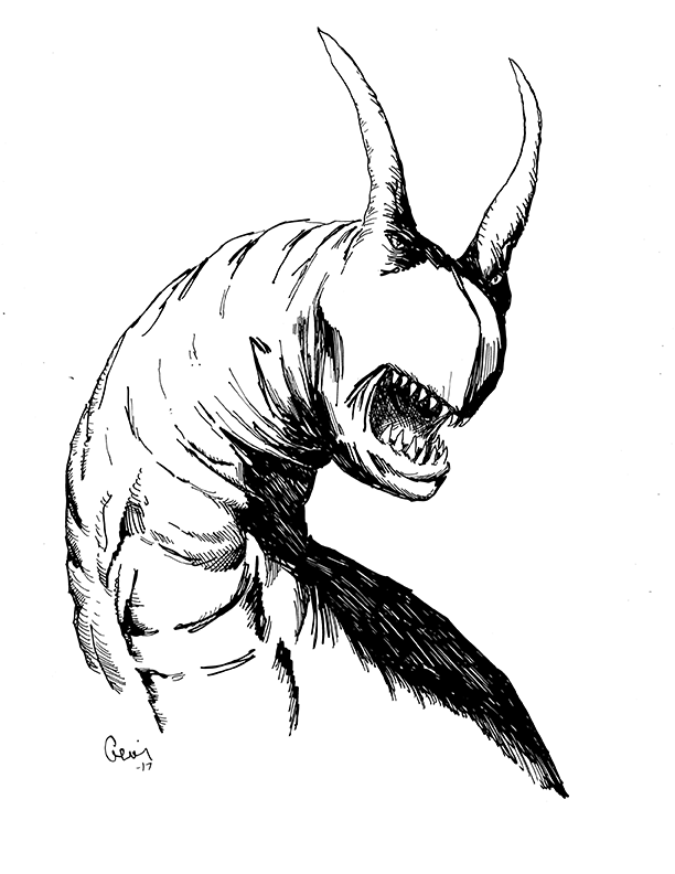 Earl Geier Presents: Demon Worm