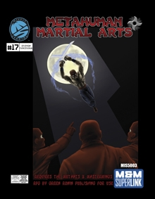 Metahuman Martial Arts