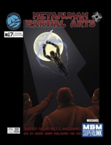 M&M Superlink: Metahuman Martial Arts
