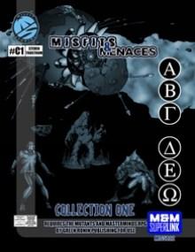 M&M Superlink Misfits & Menaces Collection One