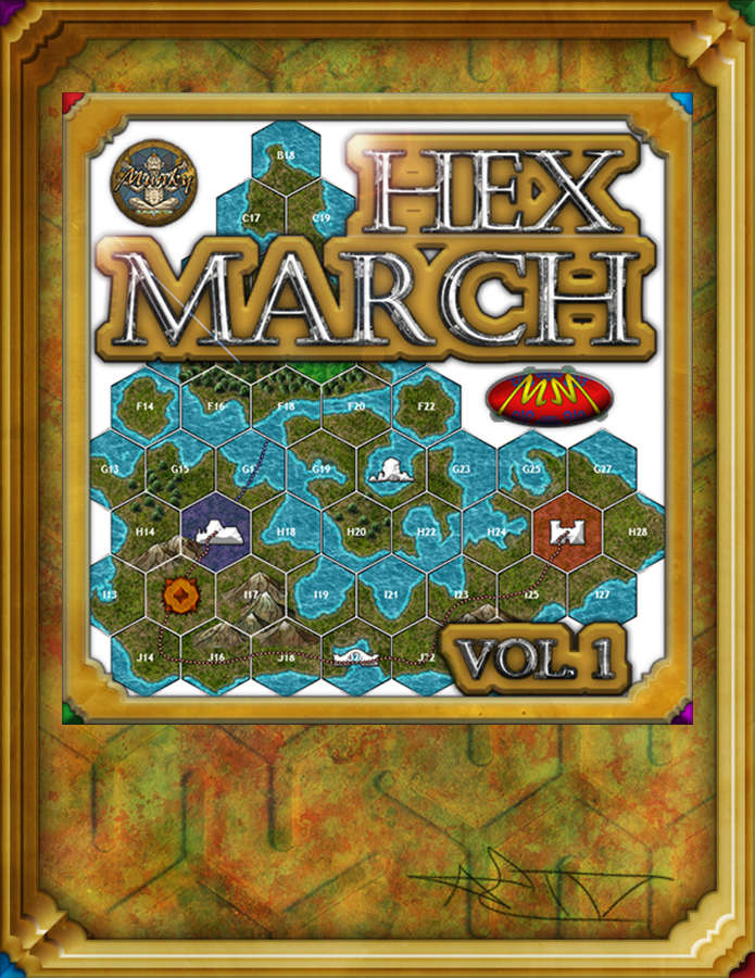 hex march volume 1