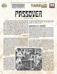 Targum Magazine - Passover