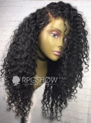 tash preplucked curly full lace