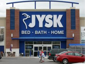 JYSK furniture store in Kanata. (Julie Oliver / Ottawa Citizen)