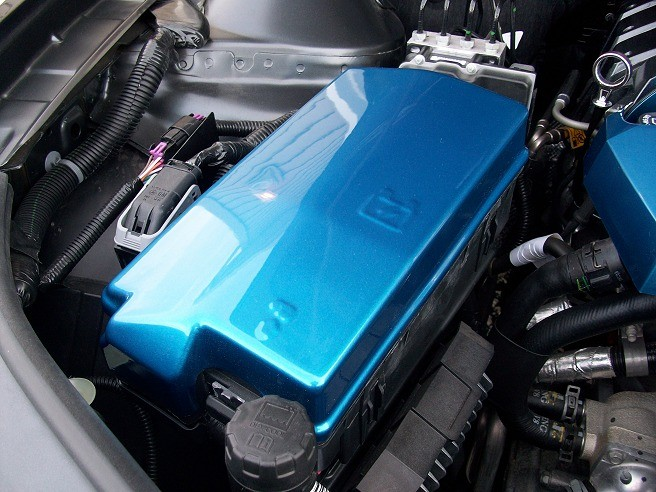 99 Mustang Gt Fuse Box 2010 2015 Camaro Painted Fuse Box Cover Rpidesigns Com