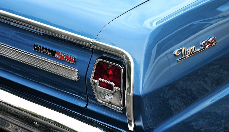 Chevrolet Nova Ss 1962 1965