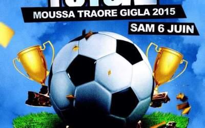 La ville de Blois rend hommage à Moussa Traoré Gigla