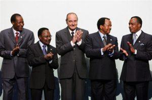 La France-Afrique
