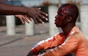 Un africain lynché en Inde