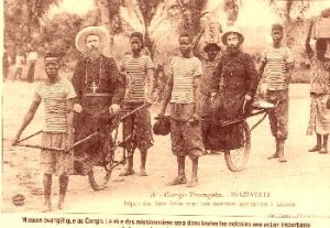 Les occidentaux porteurs du christianisme en Afrique