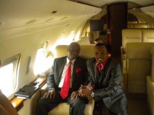 Le pasteur millionnaire David Oyedepo