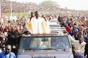 Le prêcheur Ousmane Haidara du Mali