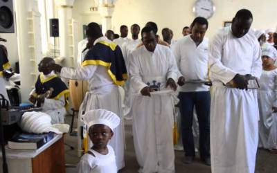 Christianisme céleste, les églises dites d'institution africaine