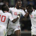 Les lions de la Teranga à la CAN 2017