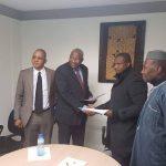 L'accord qui libère le consulat