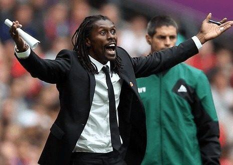 Aliou Cissé sélectionneur du Sénégal à la CAN 2017