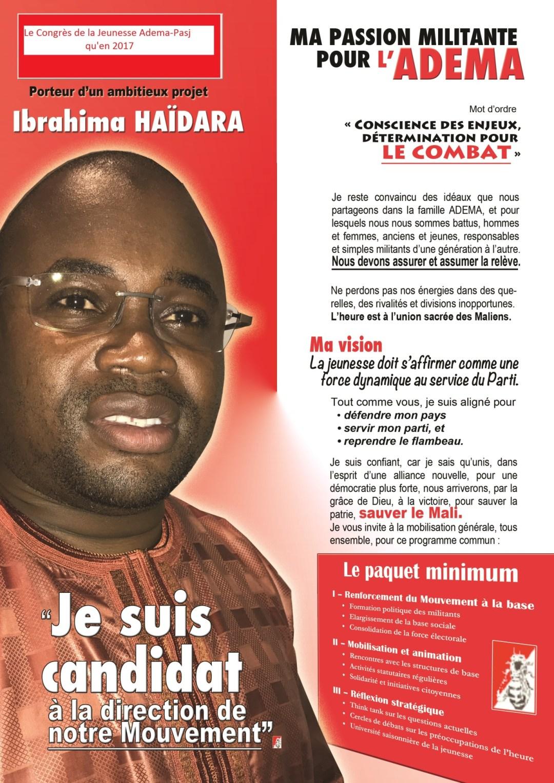 Ibrahima Haidara