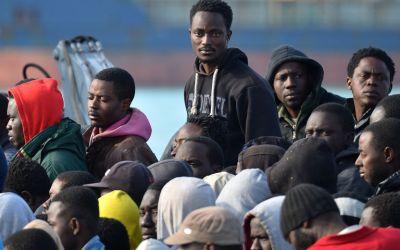 Algérie: une quarantaine de migrants maliens en détresse