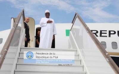 Mali : le président IBK est sous contrôle d'une mafia