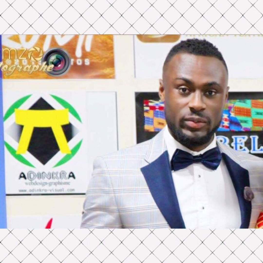 La communauté ghanéenne de France: Derrick Agyemang