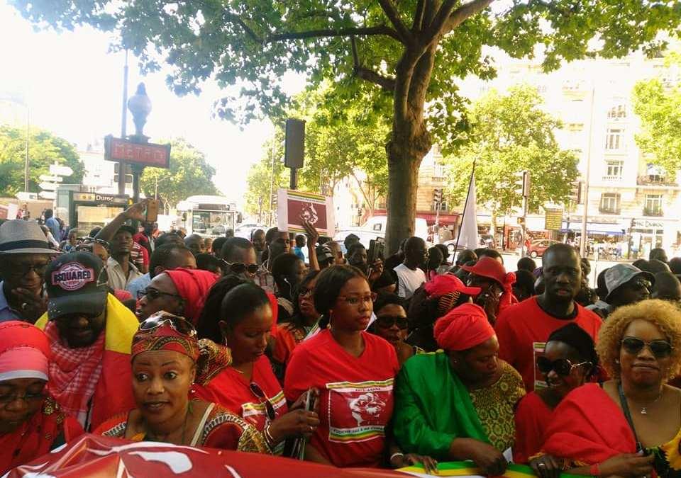 AN TE A BANA : les maliens de France disent «NON» à la révision constitutionnelle