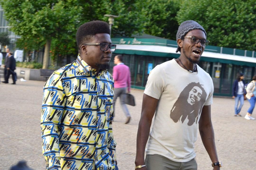 Ras BATH à l'émission Bamanankan sur Seine