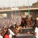 Ras BATH le leader du CDR accueilli à Bamako