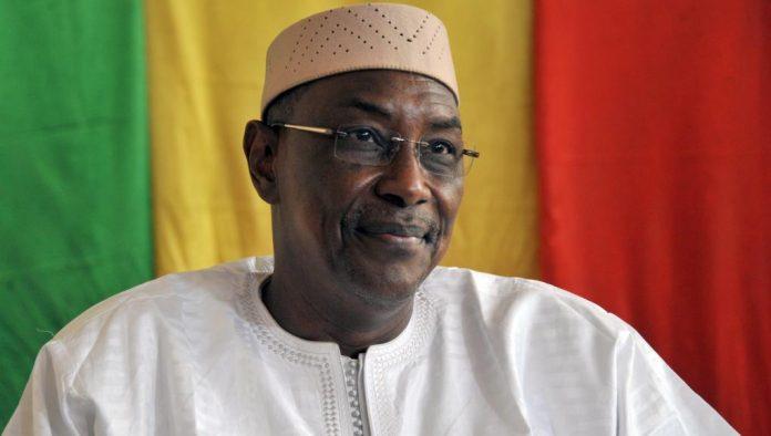 Le premier ministre du Mali Abdoulaye Idrissa MAIGA