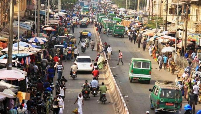 La démographie des villes du Mali